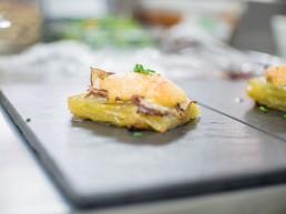 Cocina propia en Finca Yeguada Lagloria