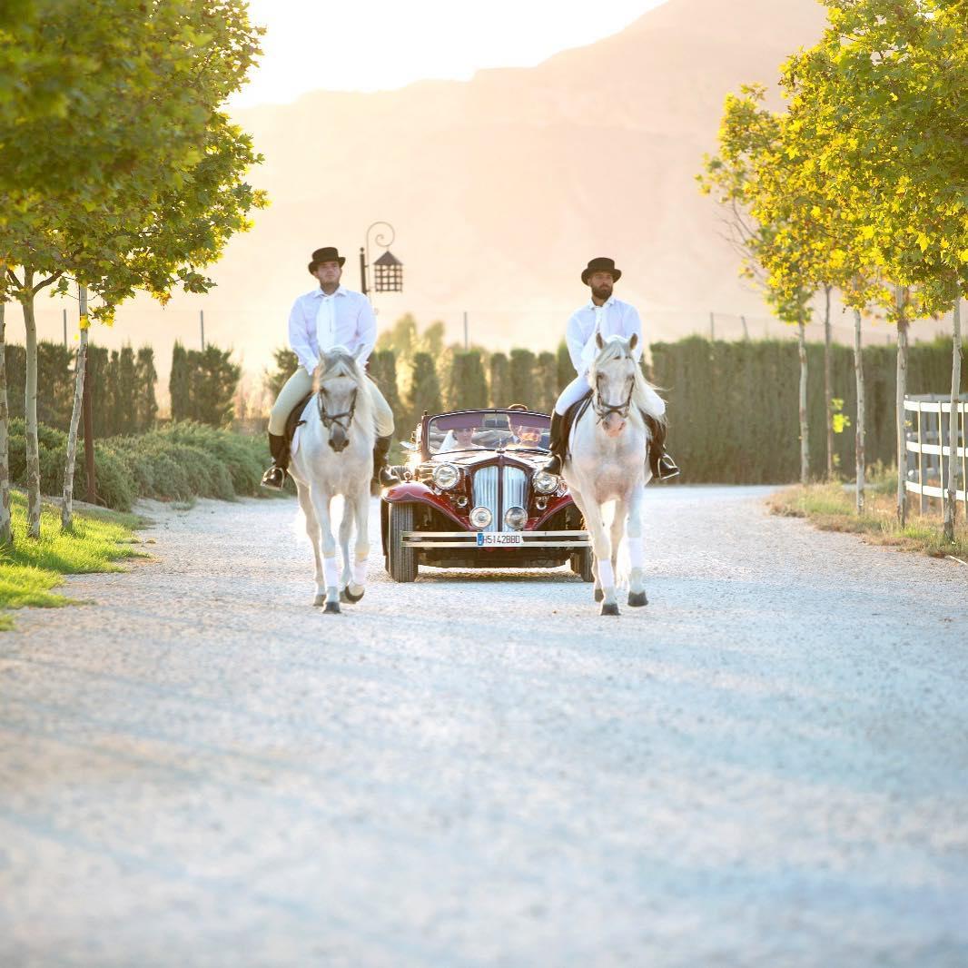 Finca para bodas en Alicante